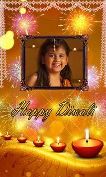 Happy Diwali Photo Frames poster
