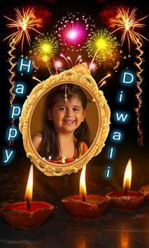 Happy Diwali Photo Frames screenshot 1