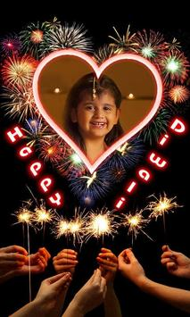 Happy Diwali Photo Frames screenshot 3