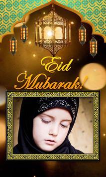 Happy Eid Photo Frames poster