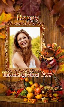 Happy Thanksgiving  Photo Frames poster