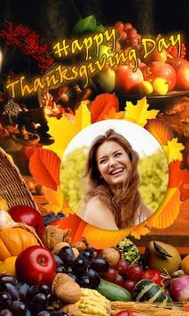 Happy Thanksgiving  Photo Frames screenshot 1