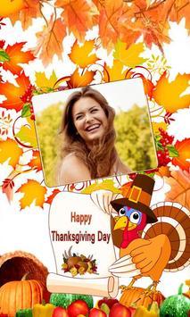 Happy Thanksgiving  Photo Frames screenshot 2