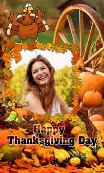 Happy Thanksgiving  Photo Frames screenshot 5