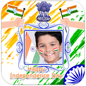 India Independence Day Photo Frames icon