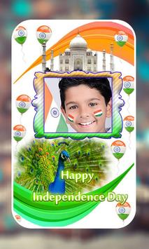 India Independence Day Photo Frames screenshot 5