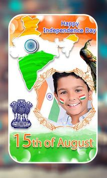 India Independence Day Photo Frames screenshot 2