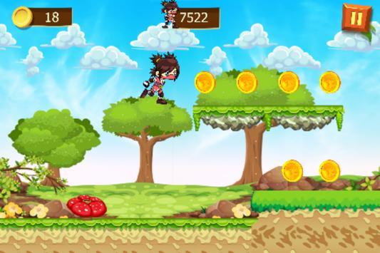 Ninja King Adventure screenshot 2