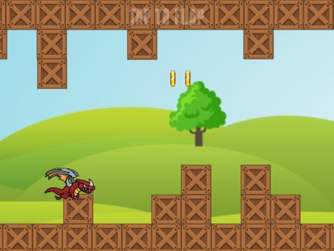 Flapy King Dragon screenshot 1