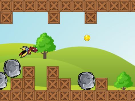 Flapy King Dragon screenshot 2