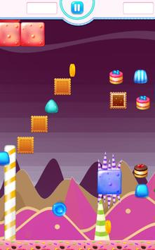 Candy Rushh Fly and Bounce Game apk screenshot