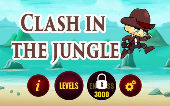 ✪ Clash in The Jungle apk screenshot