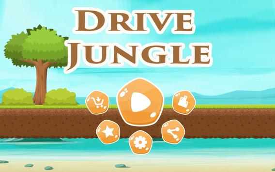 Drive Jungle poster