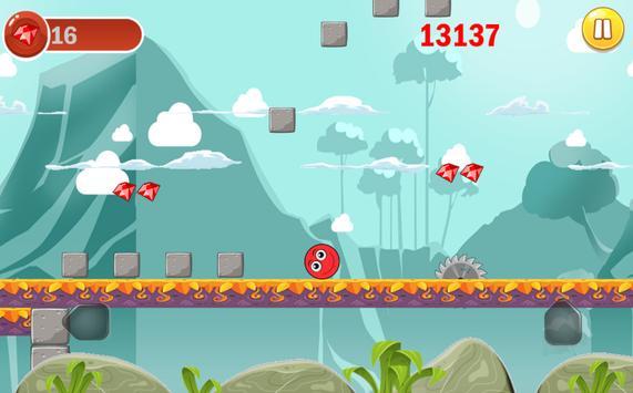 Red Smile Ball apk screenshot