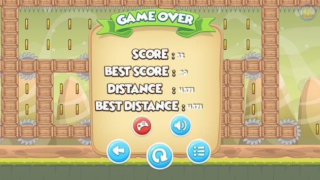 The Dauntless Hero : jungle Adventures games apk screenshot