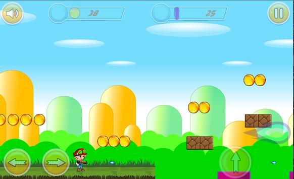 The Hat Hero apk screenshot
