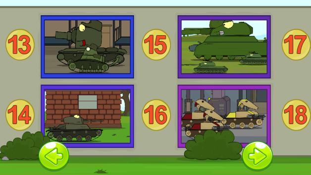 Find 5 differences - Tanks screenshot 19