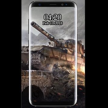 Best Tank War  Wallpaper HD screenshot 1