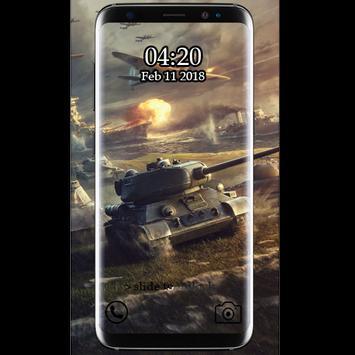 Best Tank War  Wallpaper HD screenshot 3