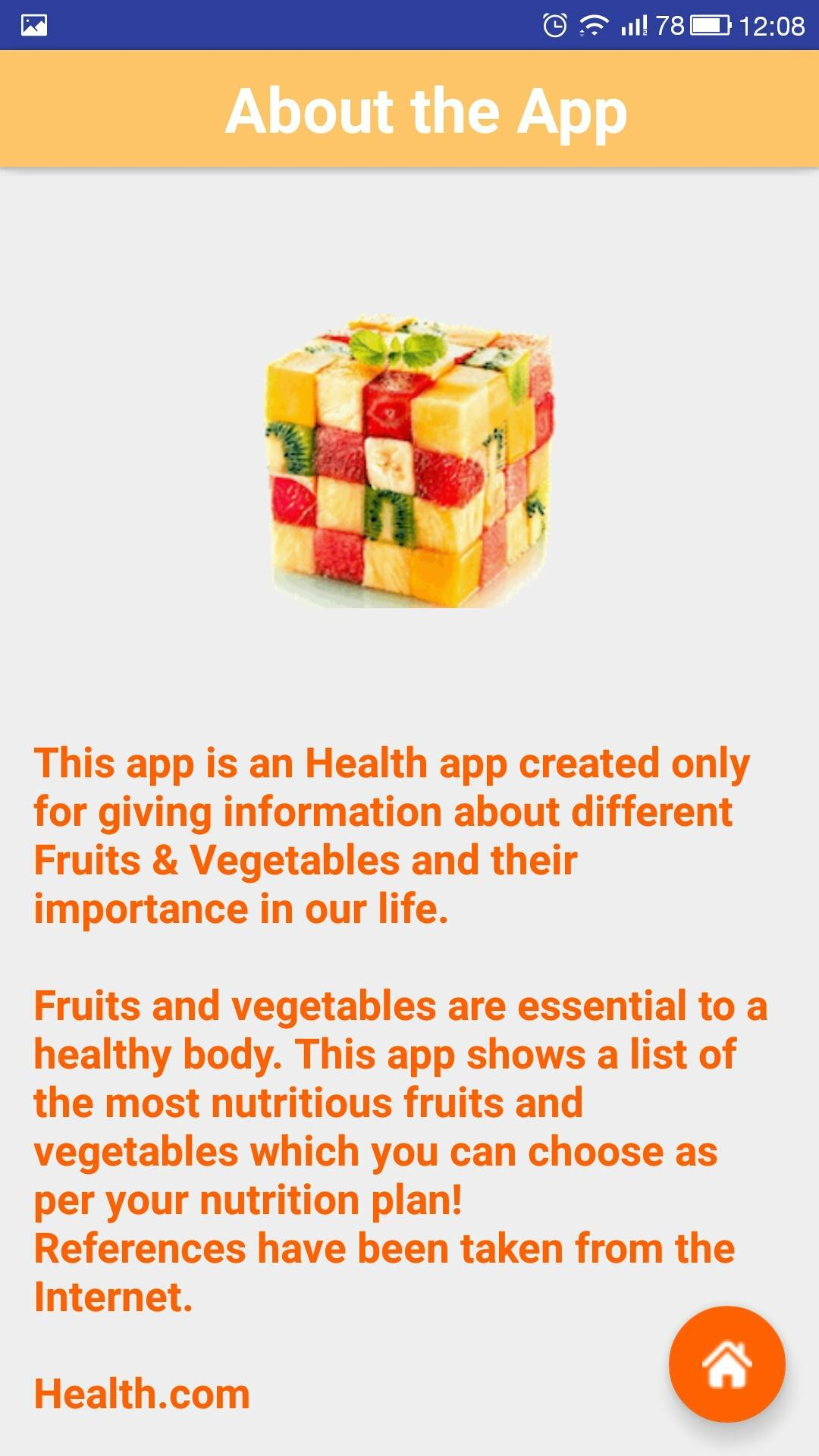 Healthy Fruits for Android - APK Download