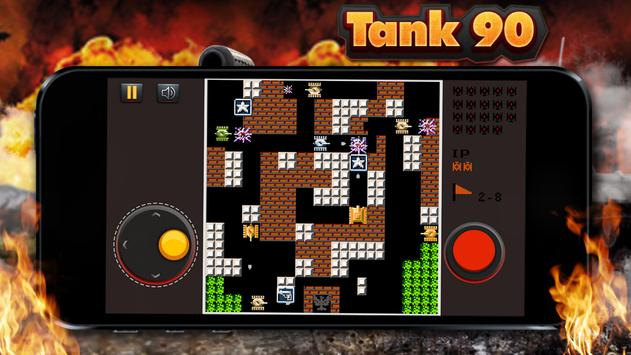 Tank Battle 90 apk screenshot