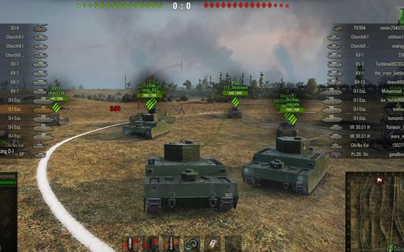 Online Wargaming World of Tanks wiki apk screenshot