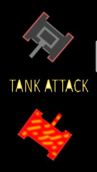 Tank Attack 2 Players free poster