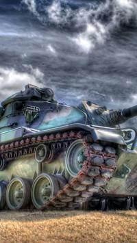Tank War poster