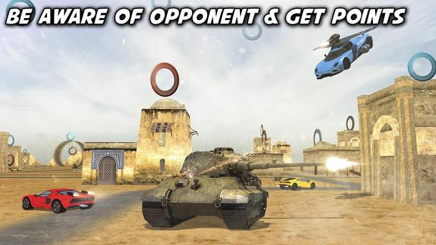 Flying World Tank simulator apk screenshot
