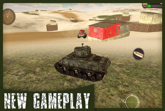 Tank Game Multiplayer War apk screenshot