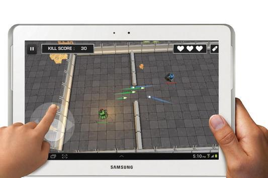 Tank Battles: War Return apk screenshot