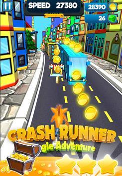 Crash Runner Dog screenshot 3