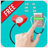 Blood Pressure Prank New icon