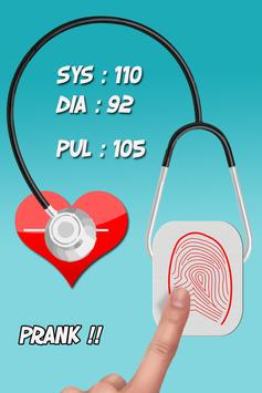 Blood Pressure Prank New apk screenshot