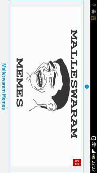 Malleswaram Memes apk screenshot