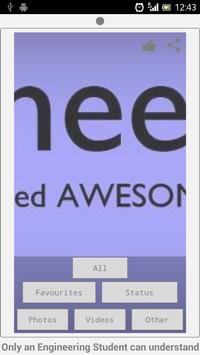 Only an Engineering Student apk screenshot