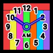 Color Clock Widget icon