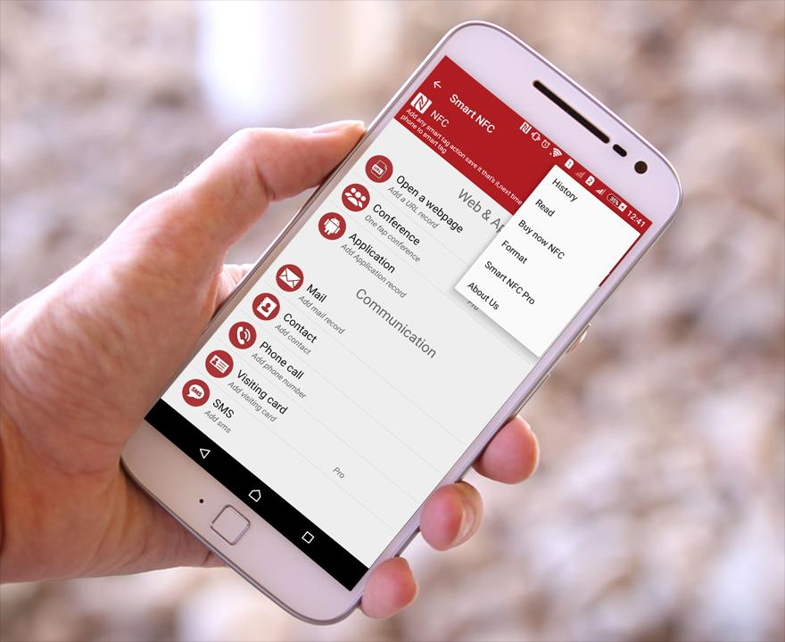 Smart NFC for Android - APK Download