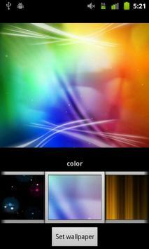 HTC EVO3D Stock Wallpapers screenshot 1