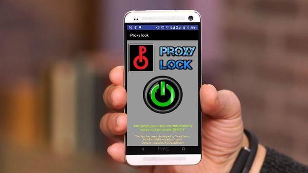 Proxy Lock poster