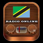 Tanzania radio online icon