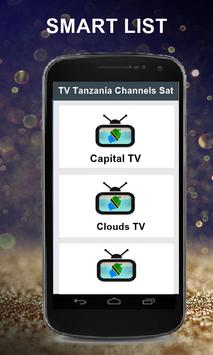 TV Tanzania Channels Sat poster