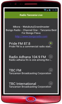 Radio Tanzania Live screenshot 1