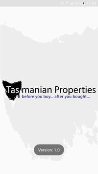 Tasmanian Properties poster
