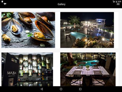 MASSA cuisine+bar screenshot 8