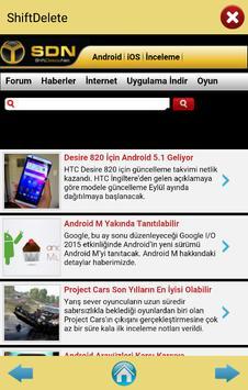 Yazıyor -Gazeteler ve Haberler apk screenshot