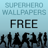 SuperHero Wallpapers Free icon