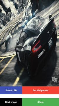 Need For Speed Most Wanted Wallpaper screenshot 8