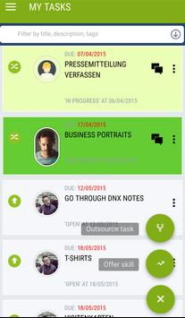 TaskTillDone - B2B Tasks apk screenshot