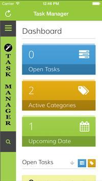 TaskTracker screenshot 1